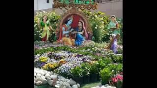 Good morning radha krishna song