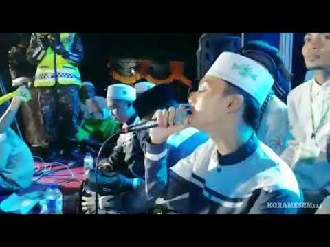 Gus Azmi Quot Jangan Bilang I Love You Quot Mwc Nu Ganding Bersolawat Bersama Syubbanul Muslimin 07 Januari