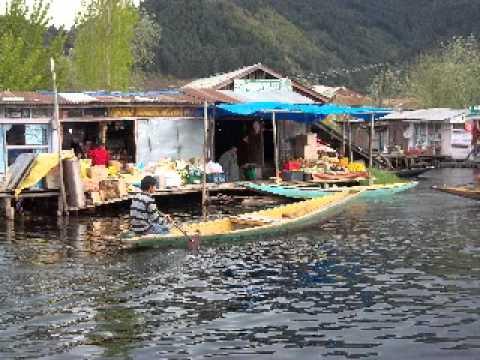 Kashmir-the heaven on earth-amazing shikara riding on dal lake