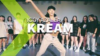 Iggy Azalea - Kream ft. Tyga / HAZEL Choreography.