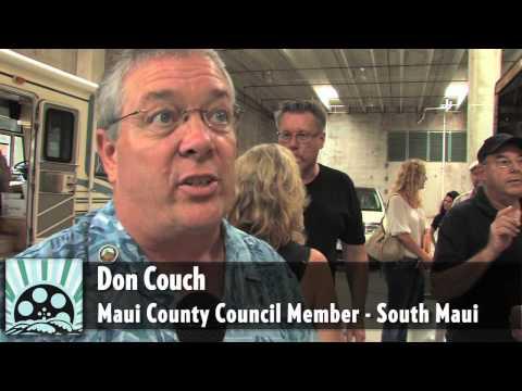 Maui Film Studios Job Fair 2013 Interviews Part 1
