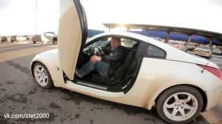 PitStop - Nissan 350z (тест драйв)