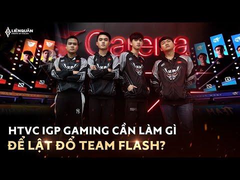 Yếu Tố Then Chốt Giúp IGP Huỷ Diệt đế Chế Team Flash? ĐTDV Mùa Xuân 2020