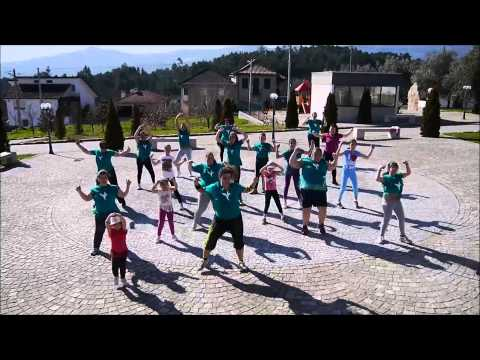 I am sexy and i know it - Zumba em Vilar