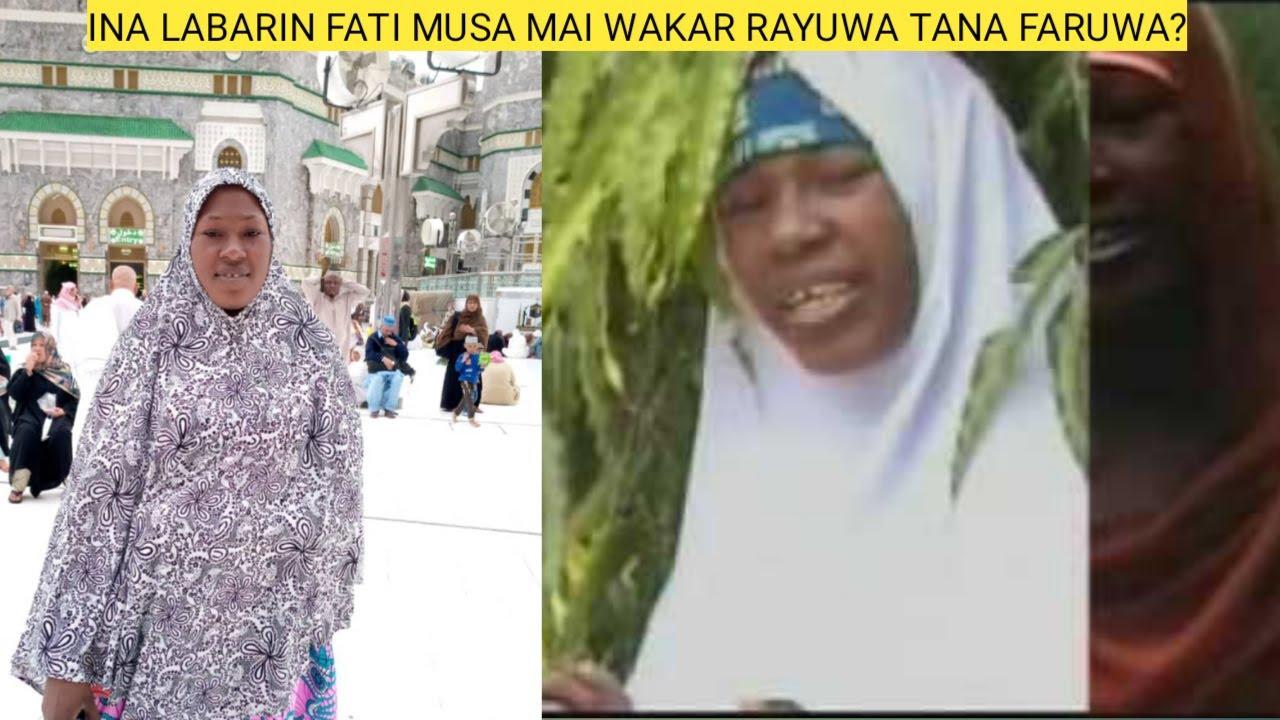 Download Ina Labarin Fati Musa Mai Wakar Rayuwa Tana Faruwa Wucewa Take Kamar Ba Ayi Ba?