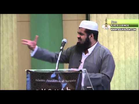Spite and Jealousy - Sheikh Sulaiman Moola