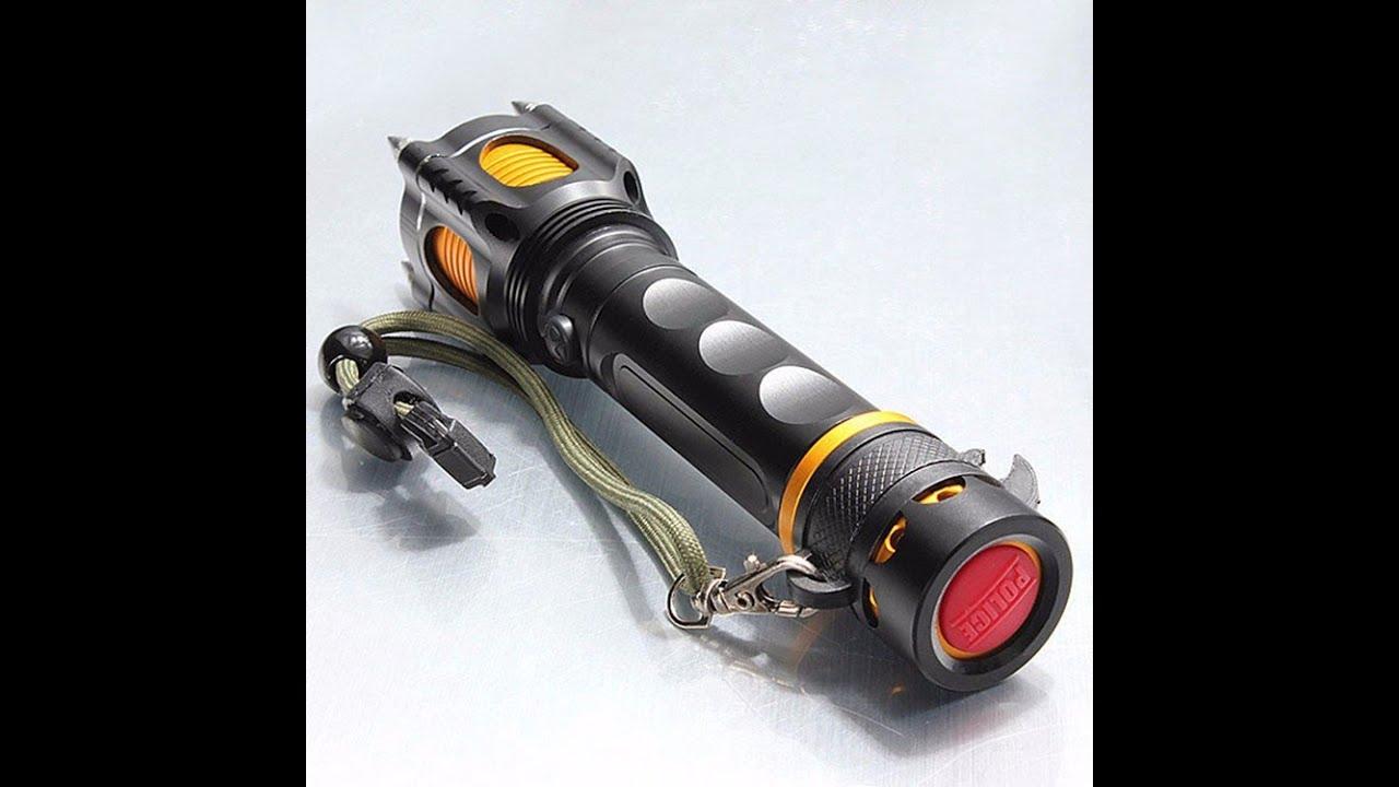 Ultrafire Flashlights Torch Cree XM-L T6 2000 Lumens from ...