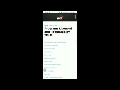 How to apply for an electrician license