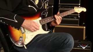 Fender Custom Shop 60th Anniversary 1964 Closet Classic Stratocaster  •  SN: L10874