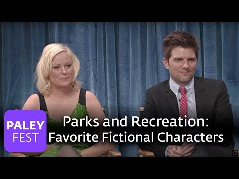 Parks and Recreation - Favorite Fictional Characters