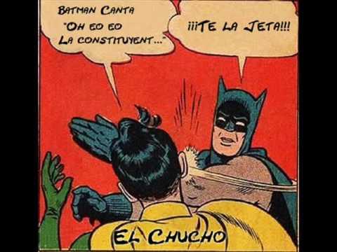 Respuesta a Chucho   La Constituyente NO VA PAJUO!!!