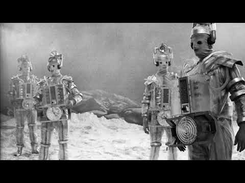 Doctor Who - Classic 60's Cybermen Music (High Quality)