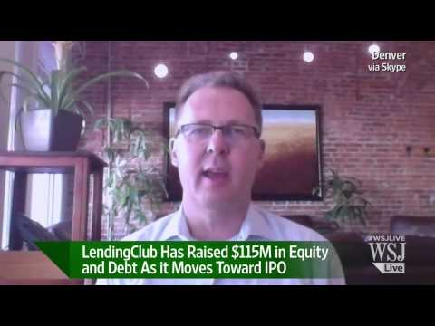 Peer to Peer Lending Club Moves Closer to IPO
