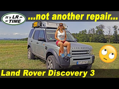 How to replace the EGR valve and water pump / Land Rover Discovery 3 / LR3 / LR4
