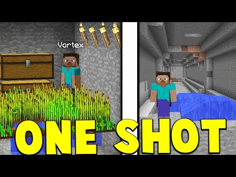 NEW PLAYERS BASE REMOVE IN ONE SHOT! | Minecraft FACTIONS #799