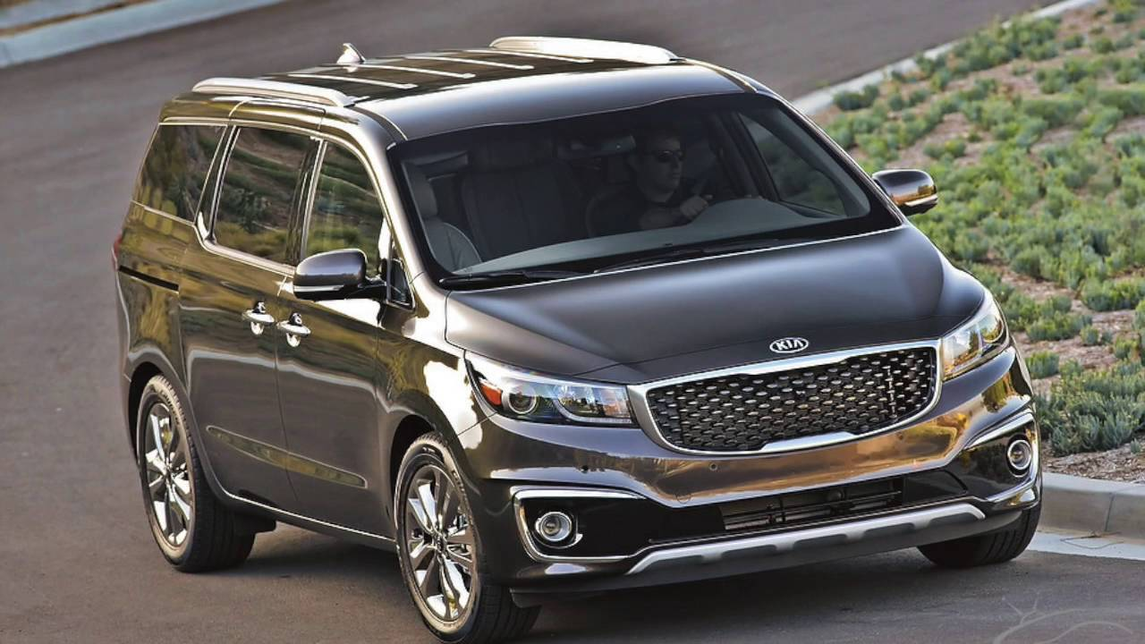 Kia Sedona 2017 Youtube