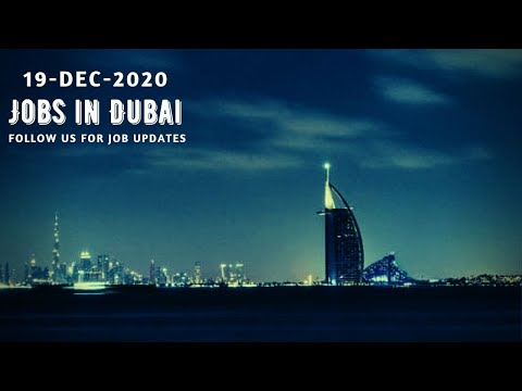 Latest Jobs in Dubai 19-12-2020-Business Analyst, Tax Consultant, Financial Controller, IT Executive