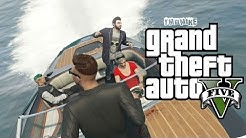 It was at this time that Nathan knew, he f*cked up   GTA Funny Moments