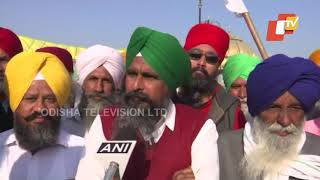 Farmers' Protest | Farmers On Tractors Heading Towards Delhi From Amritsar