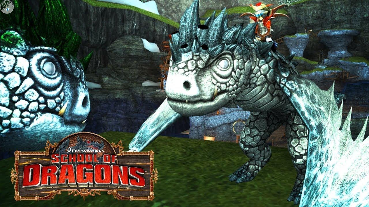 School of Dragons: Dragons 101 - The Elder Sentinel - YouTube