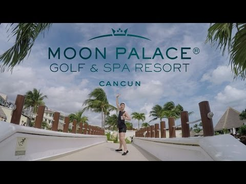 Moon Palace All Inclusive Resort New Year Youtube