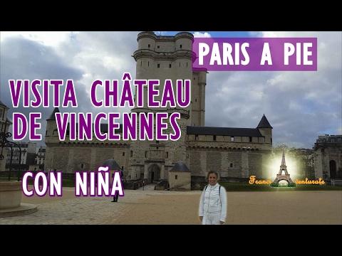 Que es el chateau de vincennes