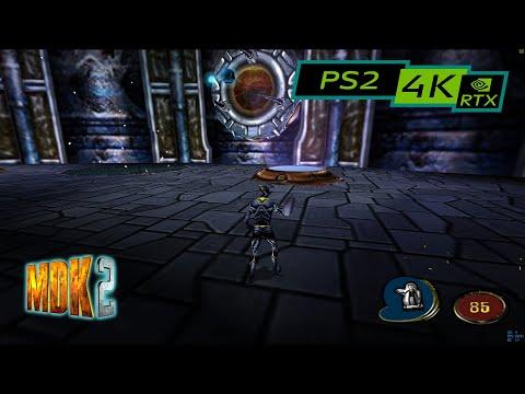 MDK2 / 4K PS2 Emulator PCSX2 / RTX 2080ti