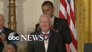 Retired supreme court justice John Paul Stevens dies at age 99 l Nightline