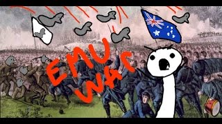 The Great Emu War Rejected Movie Trailers #1 ANIMATION