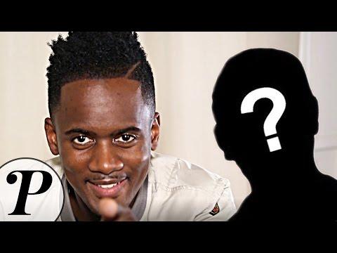 """Black M """"J'écris un film sur ma vie avec un comédien très connu !"""" - INTERVIEW"""