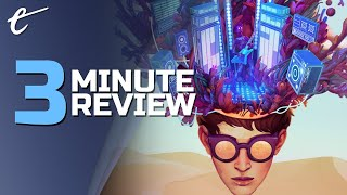 The Artful Escape | Review in 3 Minutes (Video Game Video Review)