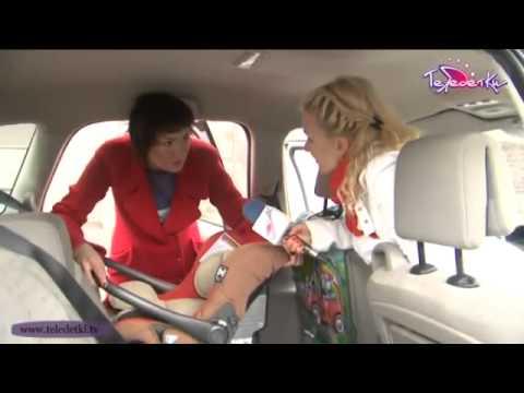 Играрния: как выбрать автокресло для ребенка