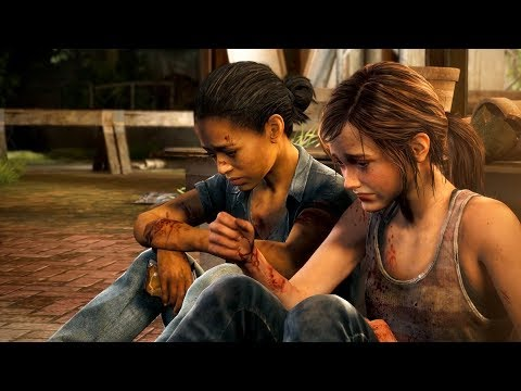 The Kiss That Got People Pissed - The Last of Us: Left Behind