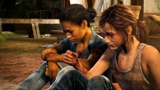 The Kiss That Got People Pissed   The Last Of Us Left Behind