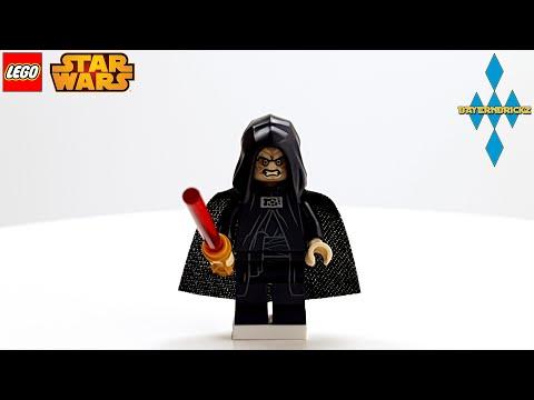 Lego Star Wars - Imperator Palpatine - Magazin Nr. 69