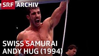 Andy Hug | Schweizer Kampfsport | SRF Archiv