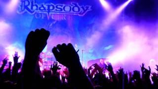 Rhapsody of Fire - Eternal Glory @ Transbordeur Lyon [09/02/2011]