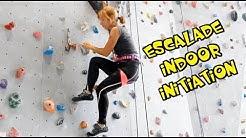 ESCALADE EN SALLE INDOOR - VOIES BLOCS - CORTIGRIMPE - INITIATION