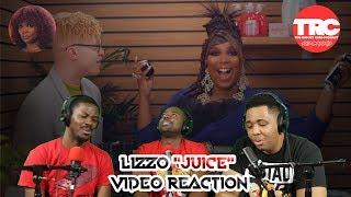 "Lizzo ""Juice"" Music Video Reaction"