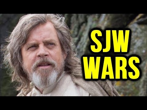SJW Harasses Mark Hamill To Apologize For Star Wars Image