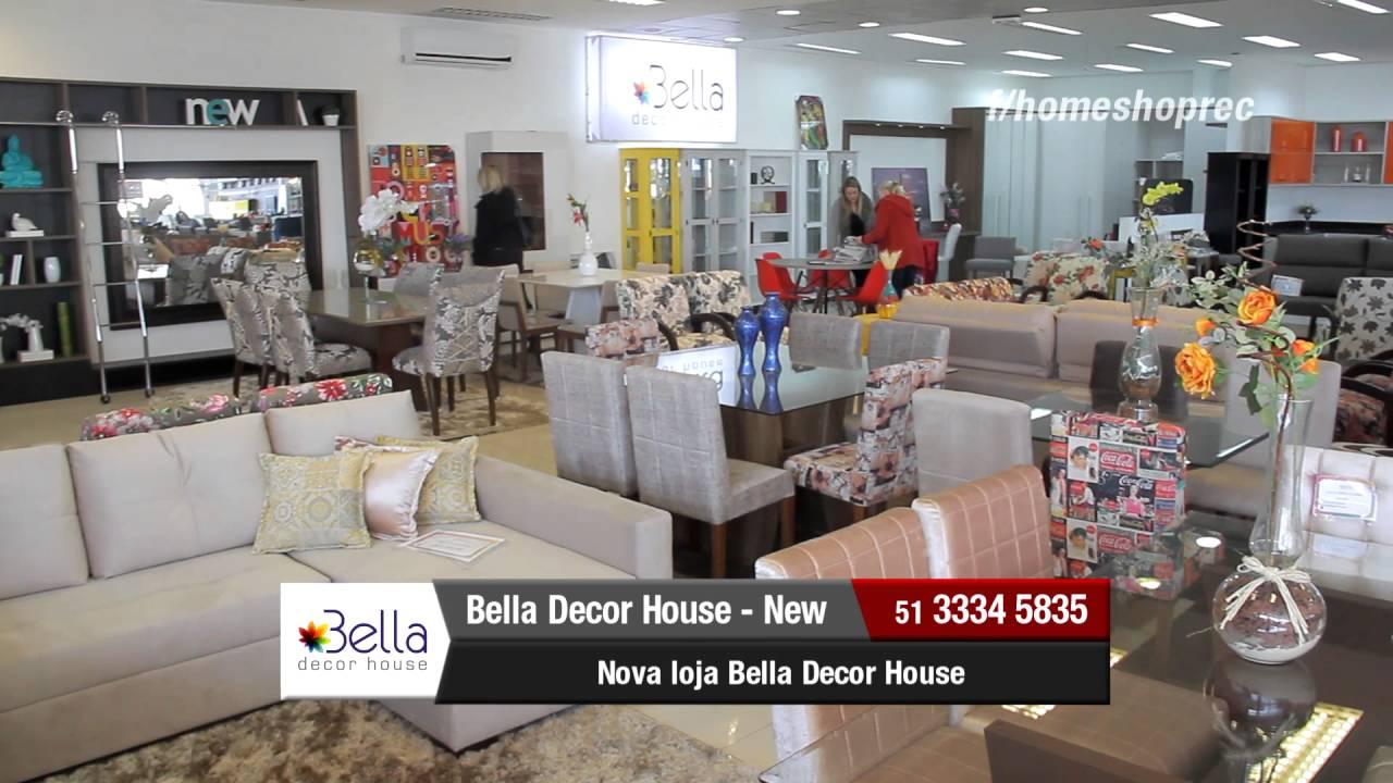 Bella Decor House   Home Shop Rec / Tv Record RS   Agosto/32   YouTube