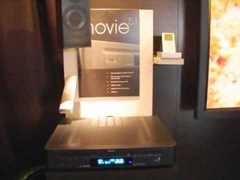 high end munich 2007 : arcam avr280, dv139, av9, p7, solo - youtube