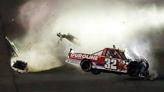 NASCAR Hardest Hits and Crashes - ARCA Included