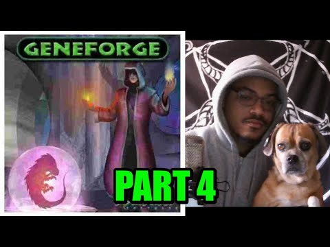 Kwame Plays: Geneforge [Part 3] Watchhill Spawner Defeated