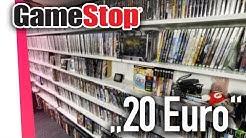 Wenn man zu GameStop geht.