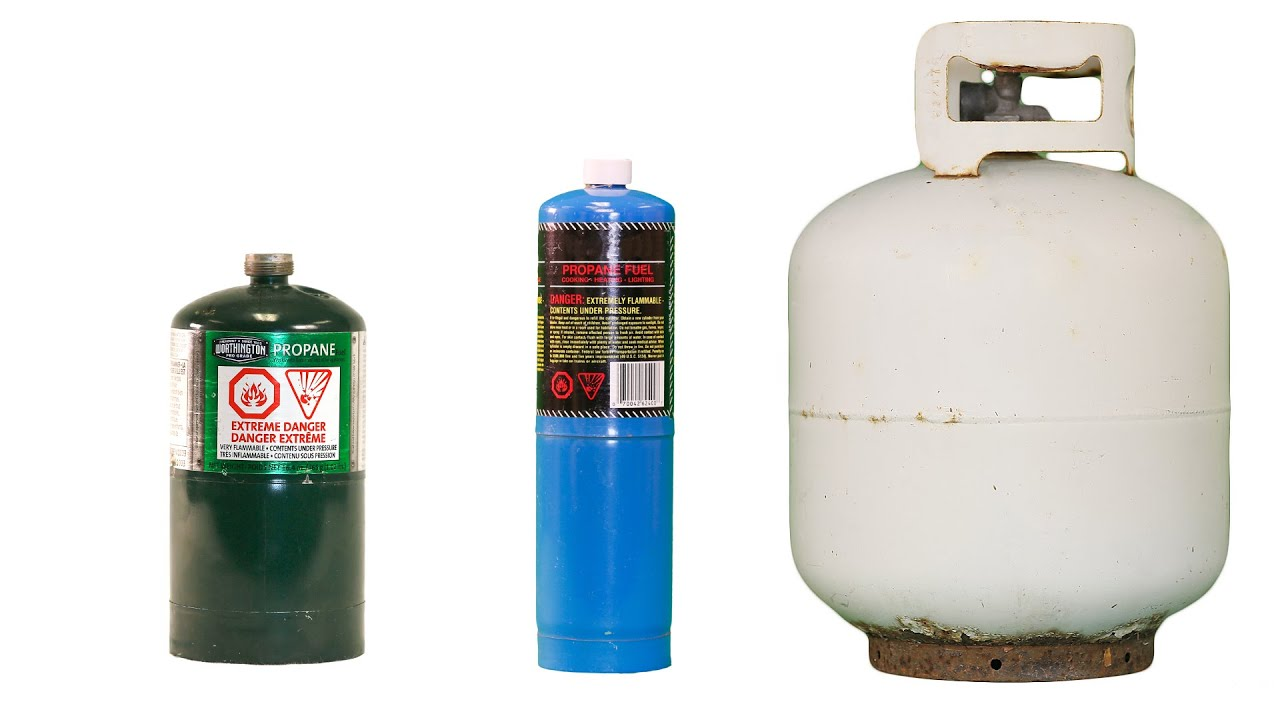How to Dispose of Propane Tanks