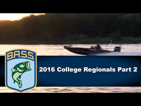 2016 College Bass Regionals part 2