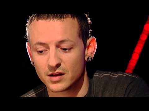 Linkin Park - Interview with Phoenix & Chester #2 (London, Popworld 2007)