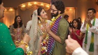 Saadia & Usman's Mehndi Highlights
