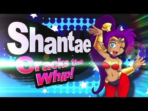 Super Smash Bros. Crusade: Shantae Trailer